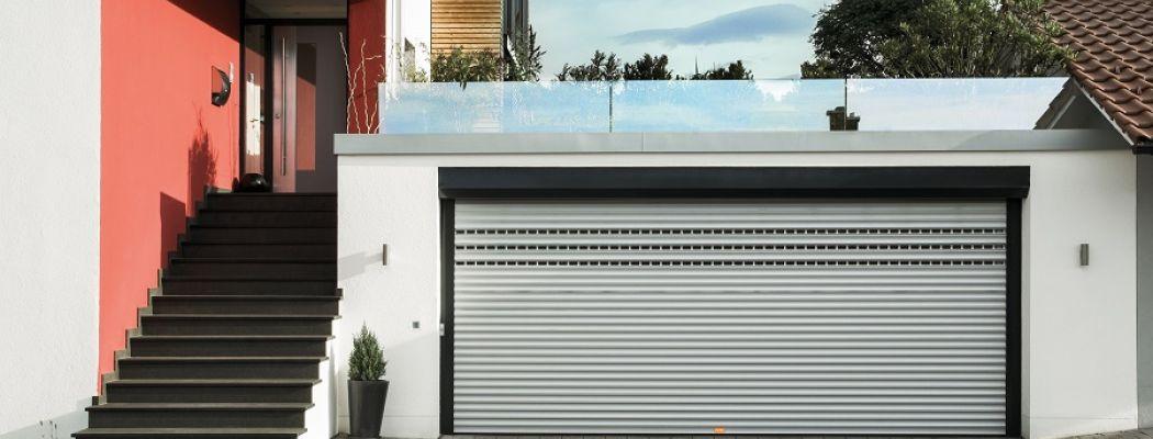 garagentore rolltor rolento deckenauftor spannbauer. Black Bedroom Furniture Sets. Home Design Ideas