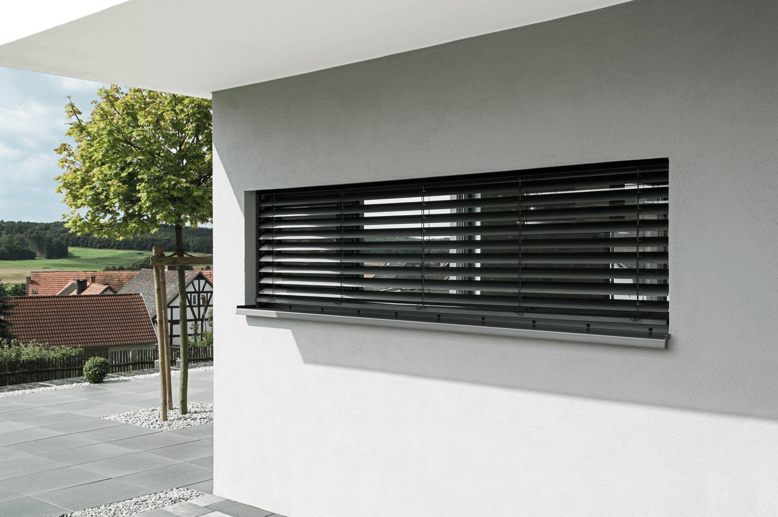 raffstore modulo spannbauer rolladen neureichenau. Black Bedroom Furniture Sets. Home Design Ideas
